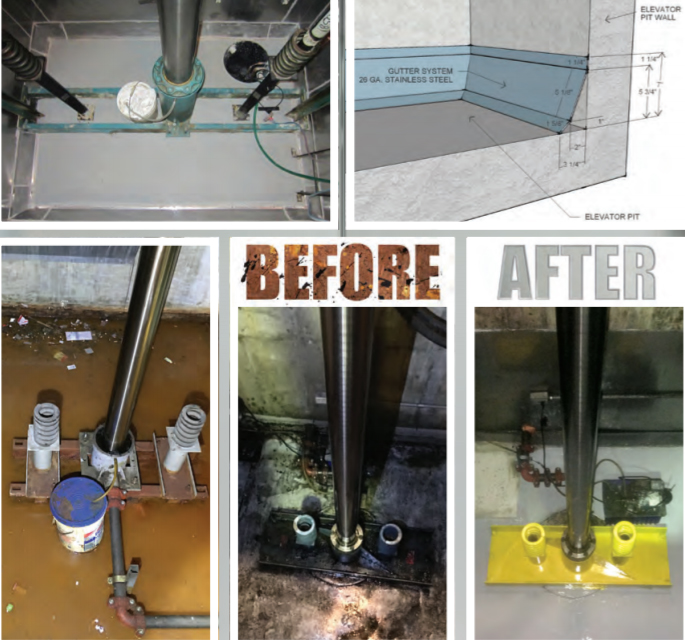 Home | Elevator Waterproofing & Pit Cleaning
